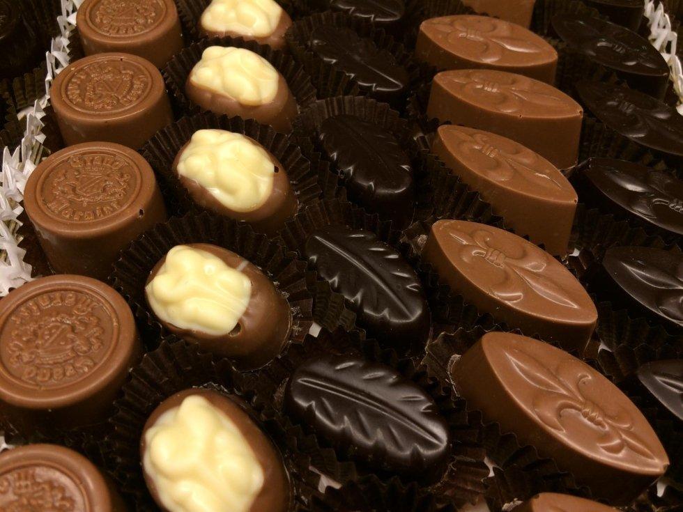 praline cioccolato bergamo