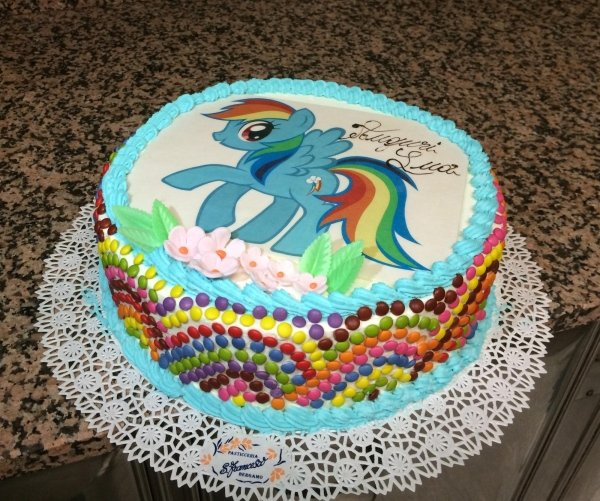 little pony torta