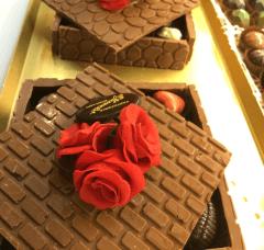 scatoline di cioccolato