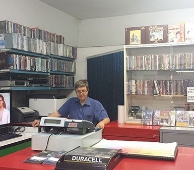 noleggio videocassette, noleggio DVD, noleggio DVD blue ray