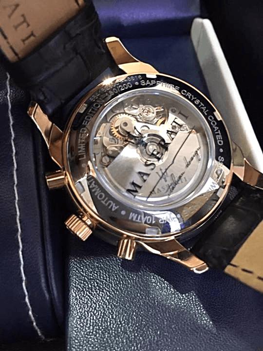 ricambi pila maserati rivenditore ufficiale bari watches luxury watches Swissline Swissair bari la misura del tempo