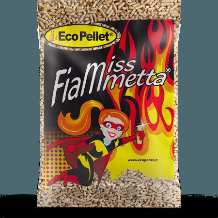 Eco Pellet Miss Fiammetta