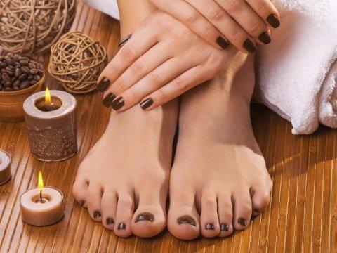 cura delle mani e dei piedi