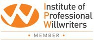 Institute of Professional Willwriters logo