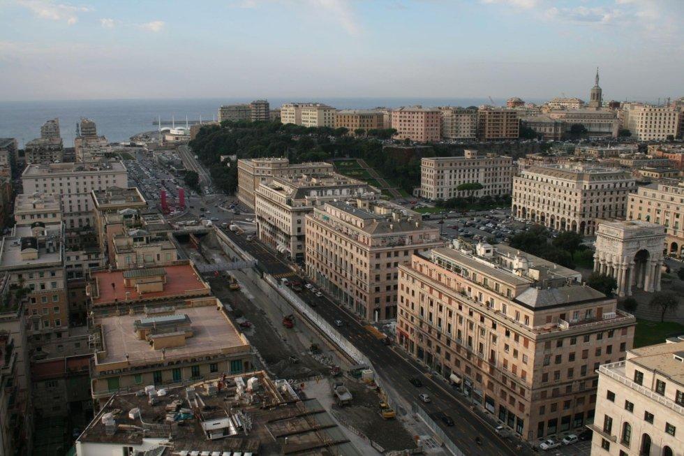 Collegati al sito www.cantierebisagno.it/