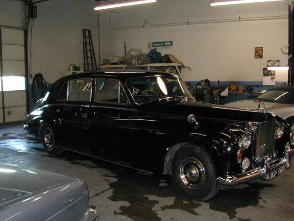 Antique Auto Restoration Portland, ME