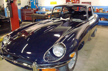 Car Restoration Maine