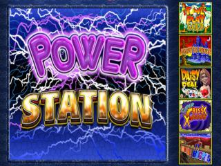Power Station Blue