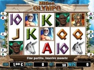 Mitico Olimpo