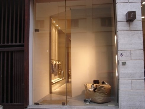 Culiersi Cosimo, vetrina