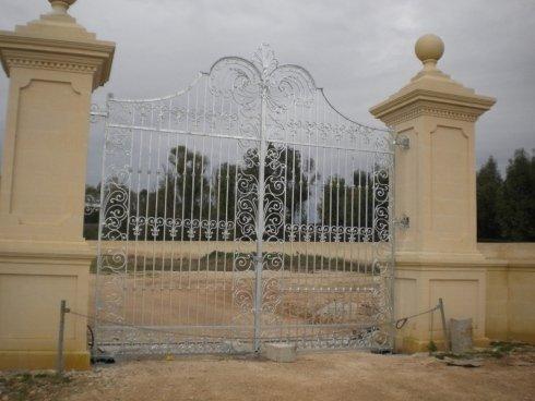 Culiersi Cosimo, cancello