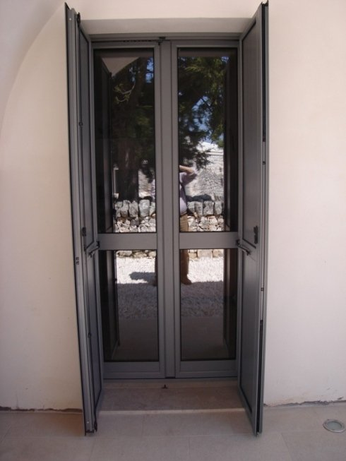 Culiersi Cosimo, serramenti alluminio