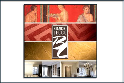 Affreschi, bordi verniciabili, pittura decorativa, cornici e complementi  (www.bianchilecco.it)