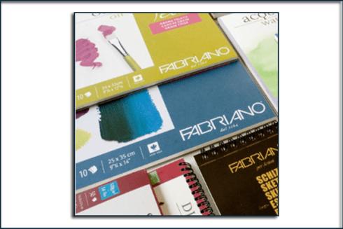 Tutto per disegno, stampa e Belle Arti  (www.cartieremilianifabriano.com)