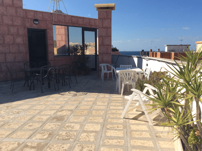 attico panoramico residence baia blu