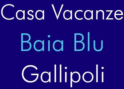 Casa Vacanze Baia Blu