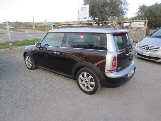 Mini Clubman usata vista laterale