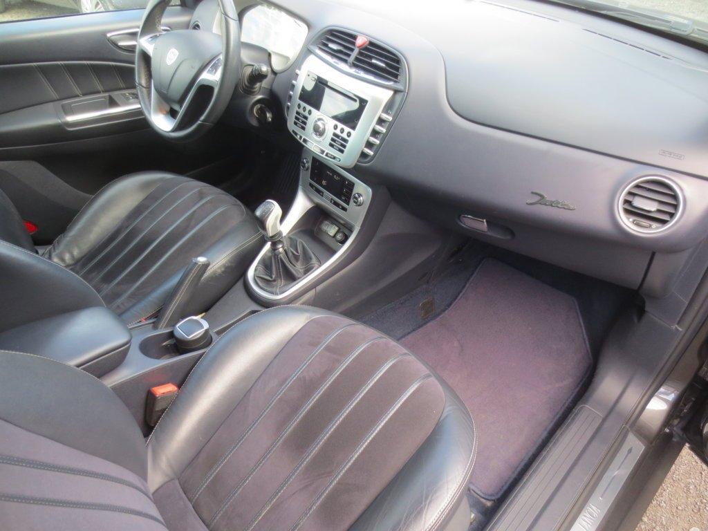 interni Lancia Delta usata