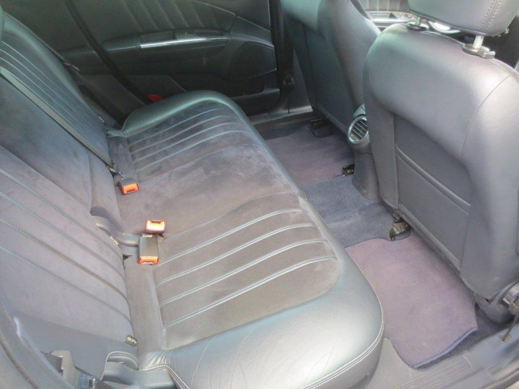 sedili Lancia Delta usata