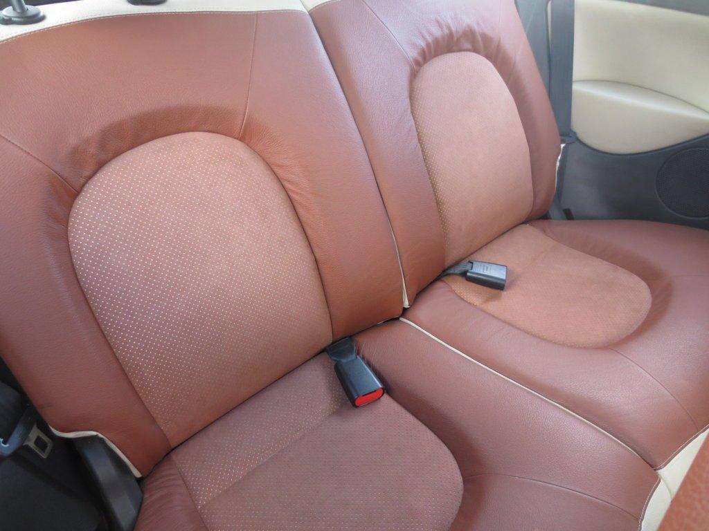 Interni in pelle Lancia Ypsilon 1.3