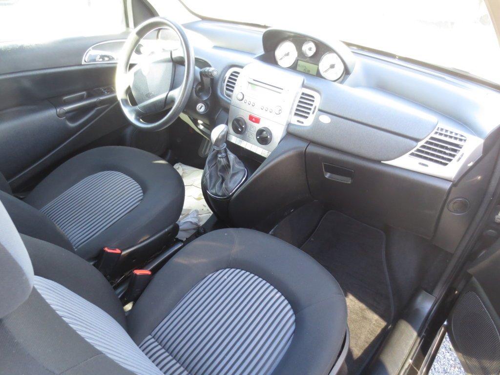 interni Lancia Y 1200 benzina usata