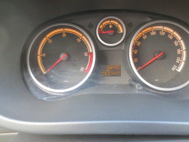 Chilometraggio Opel Corsa 1.3 diesel