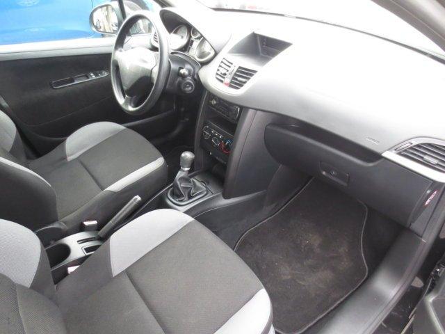 sedili Peugeot 207