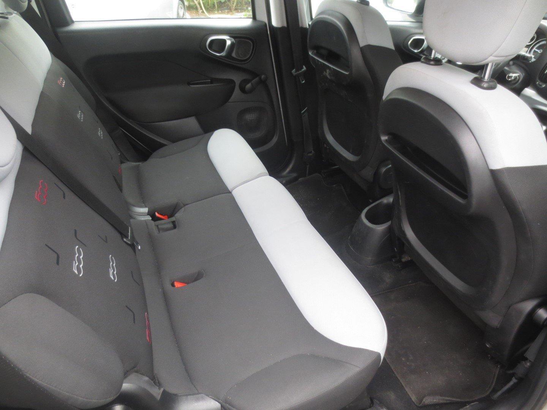sedili Fiat 500L Grigia usata