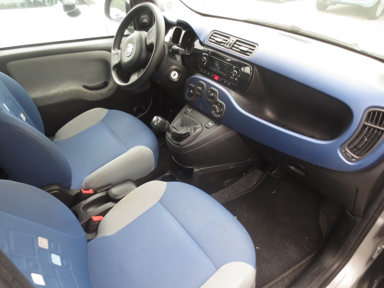 interni Fiat Panda usata