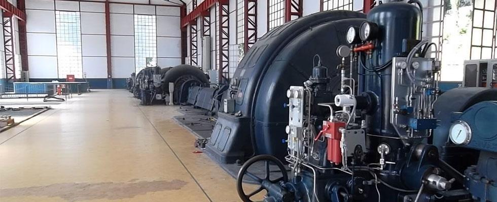 impianti oleodinamici per centrali idroelettriche