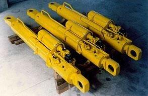 realizzazione cilindri oleodinamici