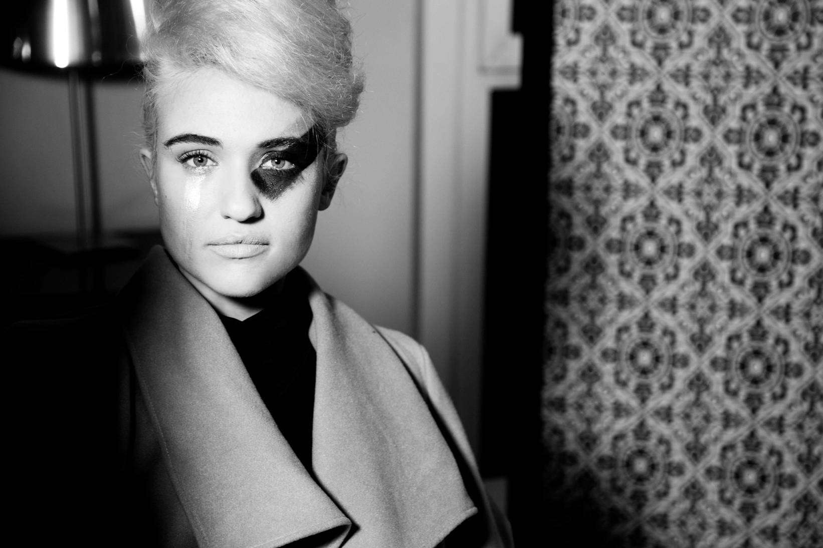 Fashion portraits by Alice Pastorelli