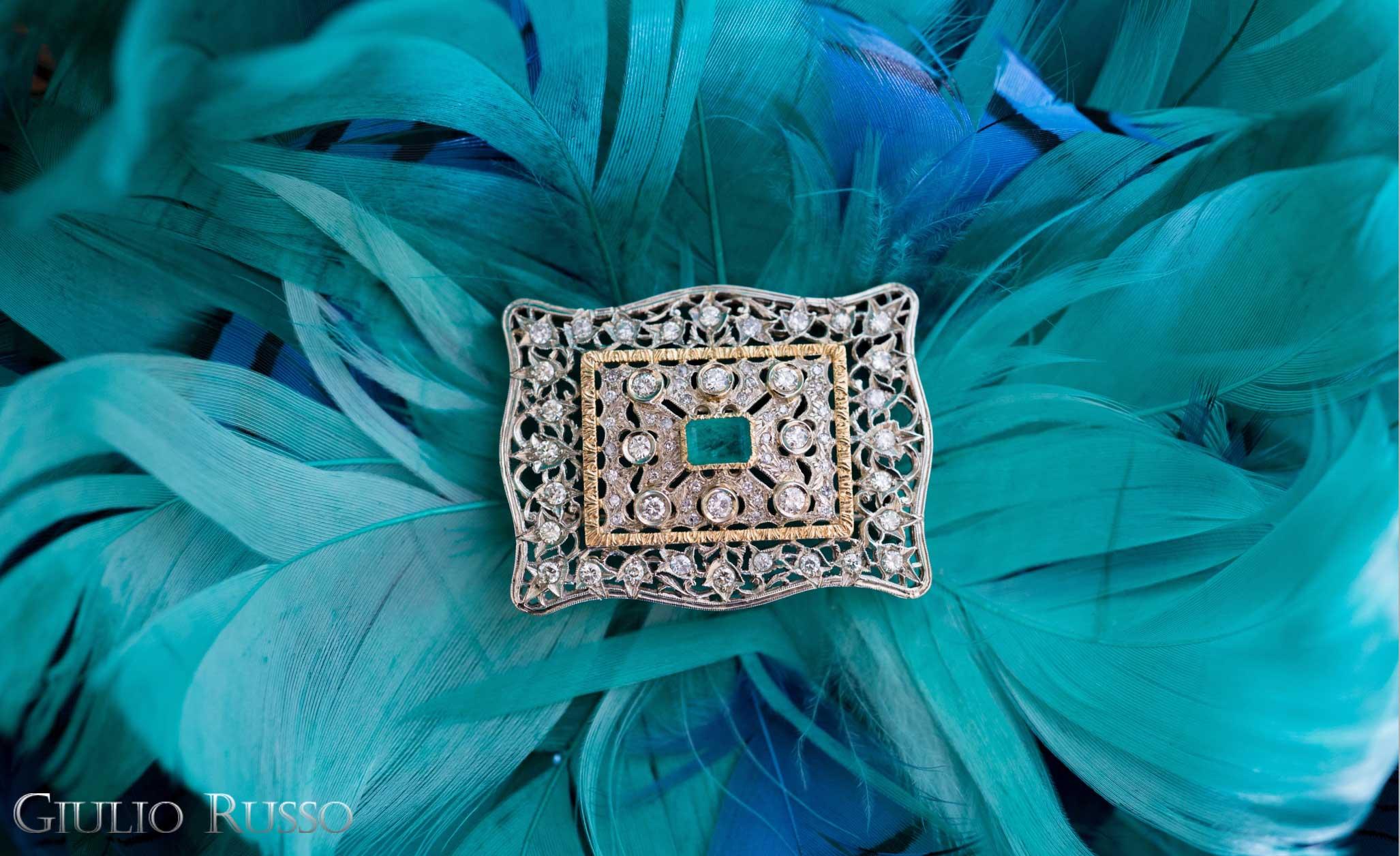 Giulio Russo jewellery