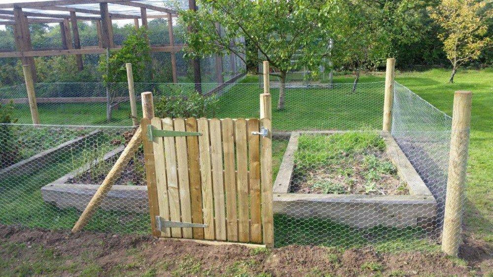plantation fencing