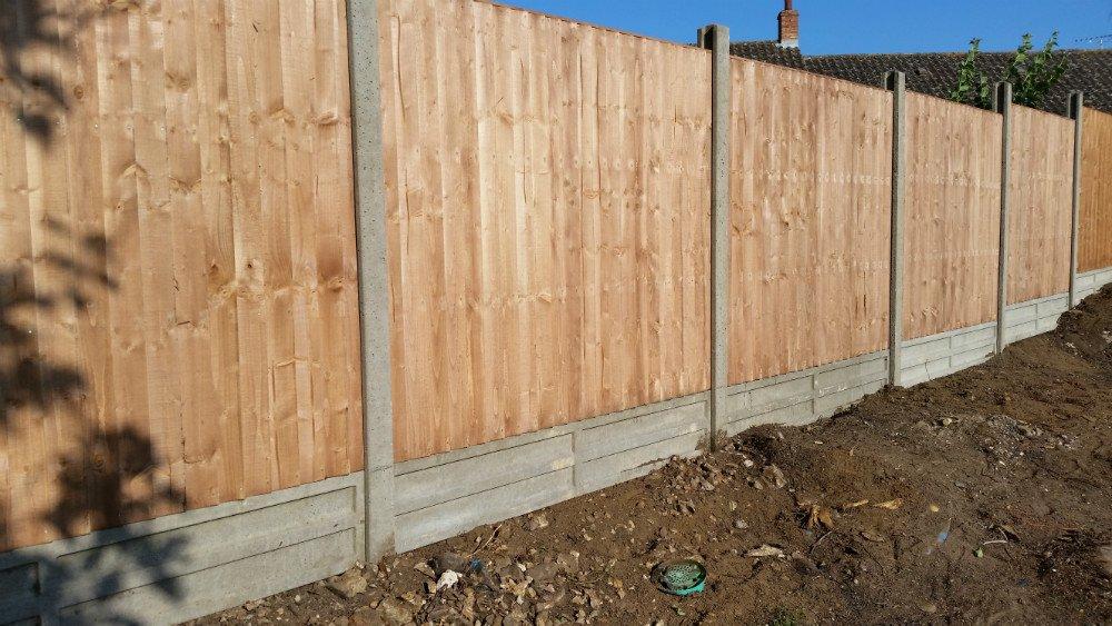 board fencing