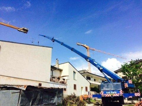 macchinari per edilizia