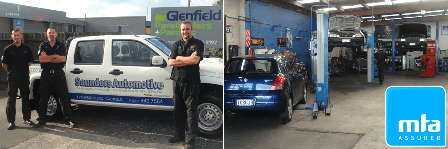 Motor repair team in Auckland