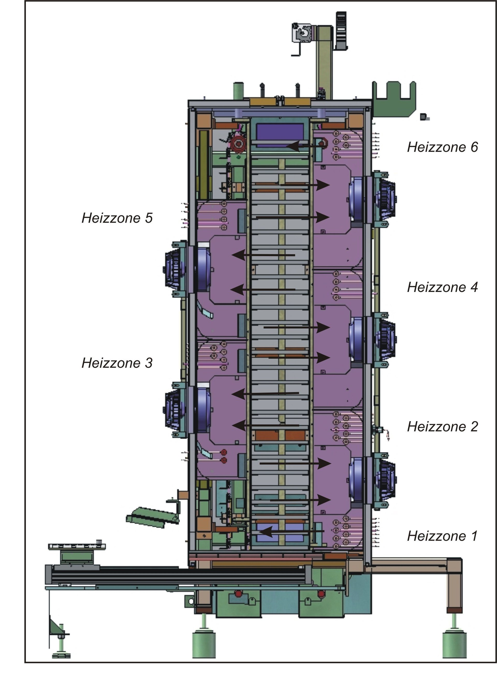 Ena Paternoster Furnaces Kilns And Ovens Vacuum Furnace Schematic Paternostic