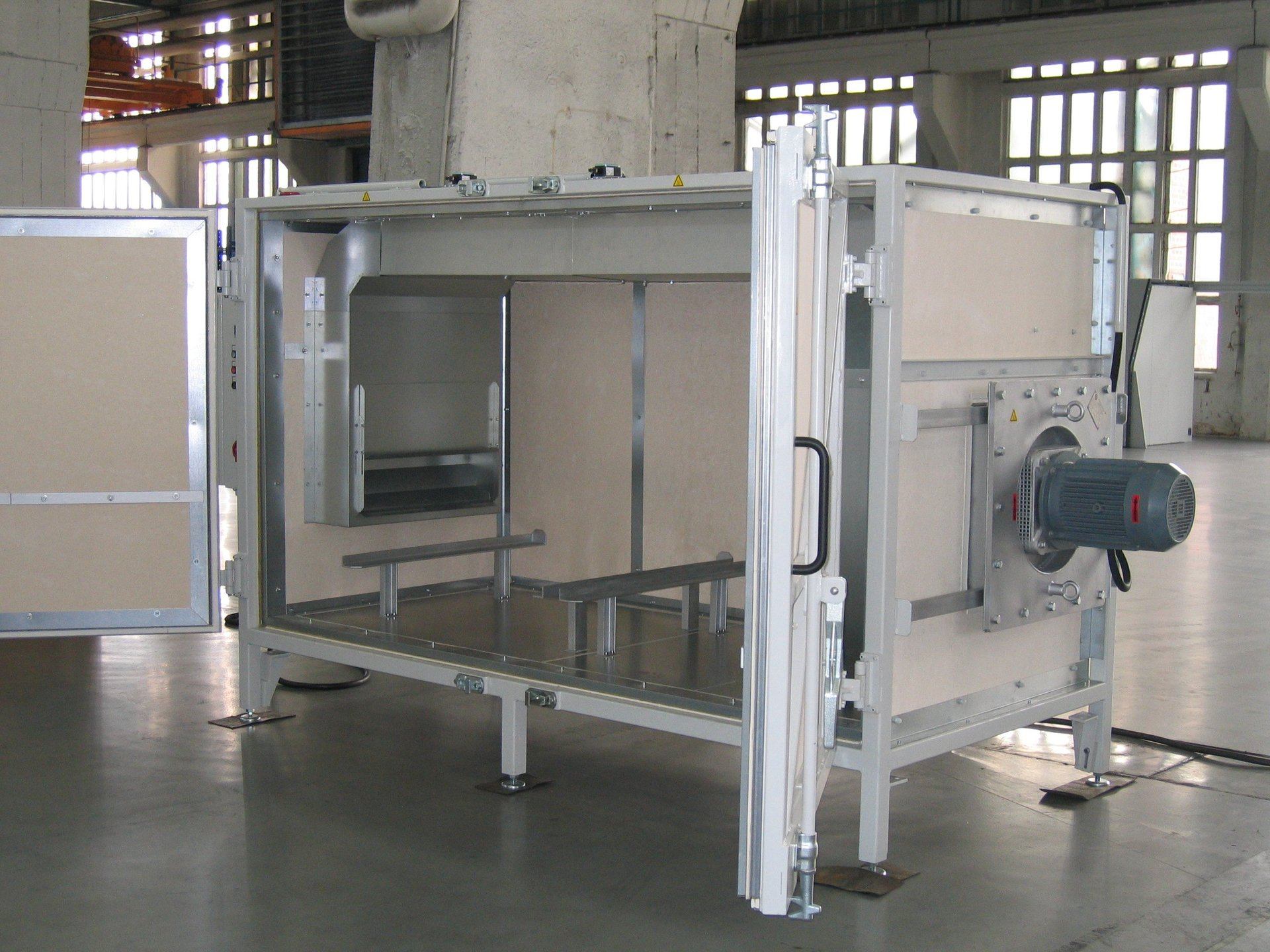 convection furnace