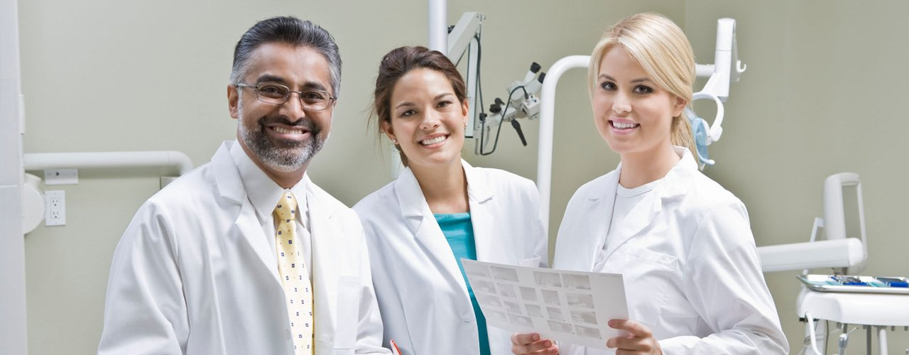 Qualified dentists