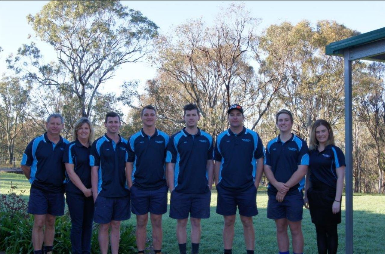 Our team that fixes leaking taps, burst pipes and more in Toowoomba