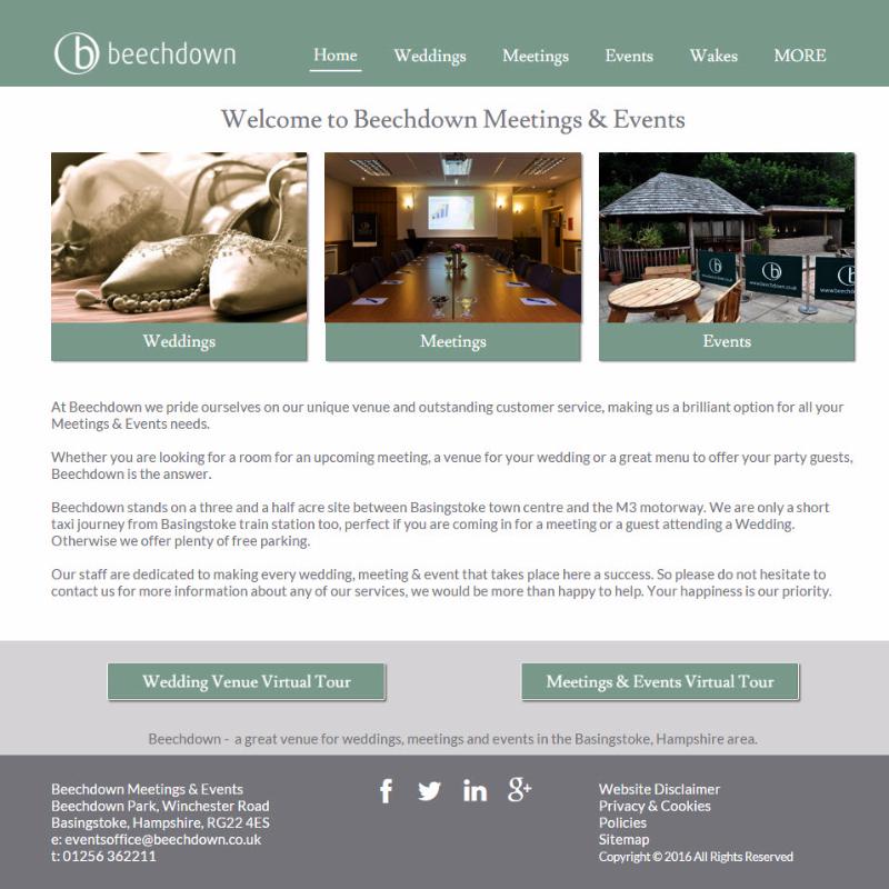 Responsive Websites Basingstoke Hampshire Area