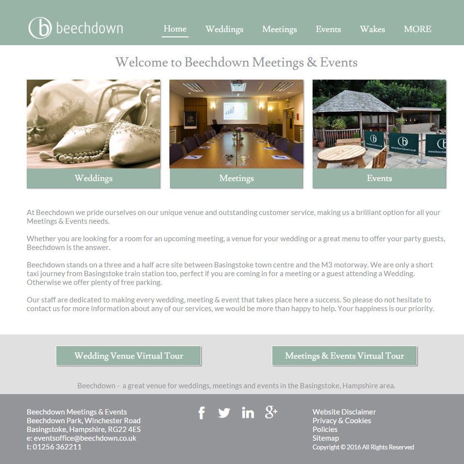 Fully responsive website designers Basingstoke Hamsphire