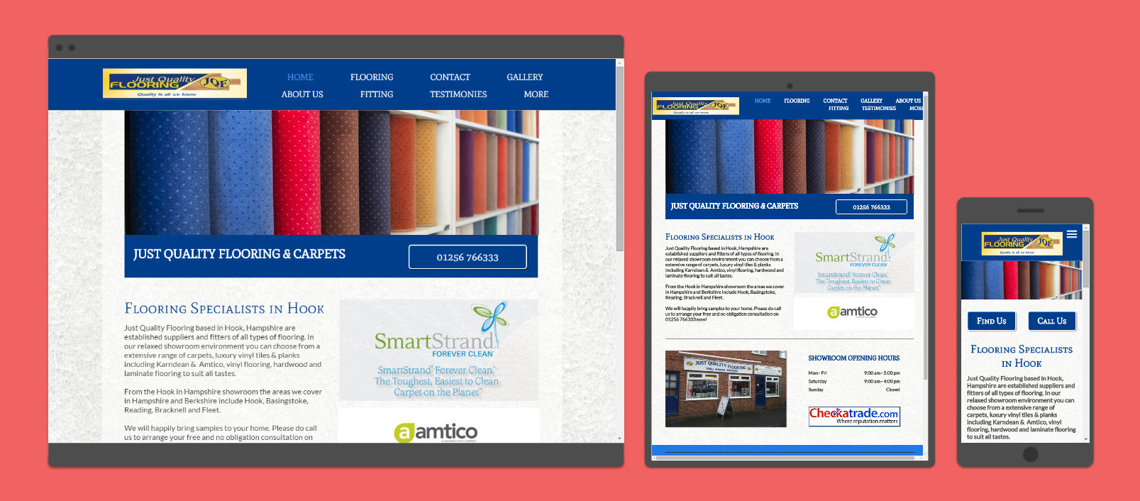 Mobile or Smartphone Friendly Websites