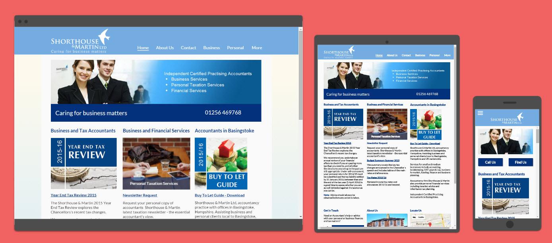 Smart Mobile Websites for Business