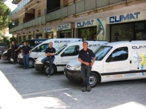 CLIMAT lo staff