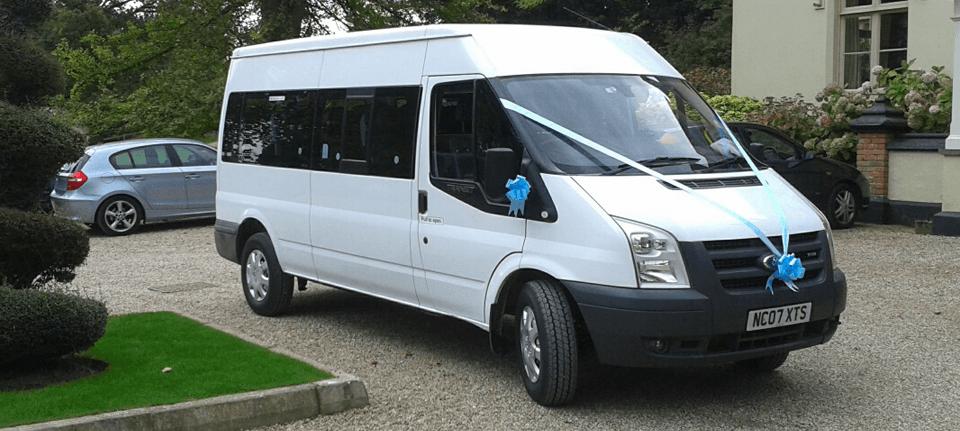 Independent minibus hire