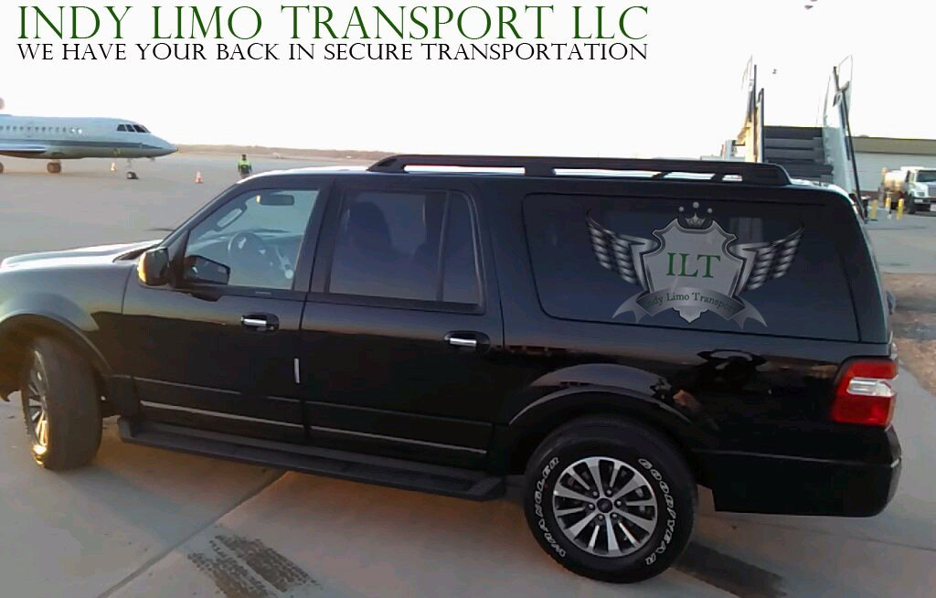 $65 Airport Limousine From Indianapolis Airport To Downtown Hotels