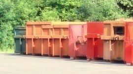 stoccaggio materiale ferroso, rifiuti recuperabili, noleggio cassoni