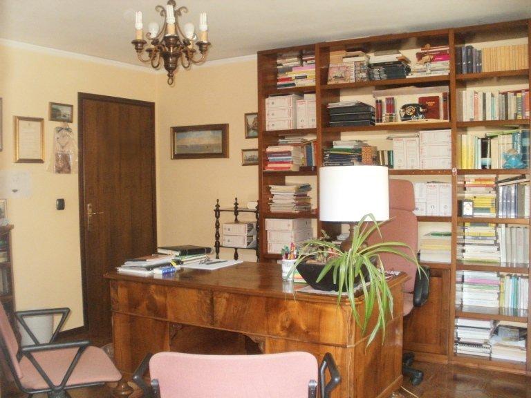 Ambiente confortevole per i pazienti dello studio.